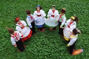 Taneční skupina ...